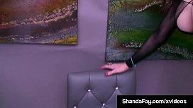 Hot Cougar Shanda Fay...