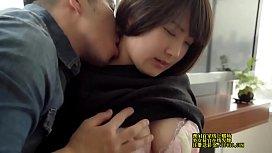 Asian chick enjoying sex...