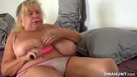Sexy Grannies Fucking With Various Men and Women