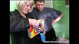 Linda practices her sucking...