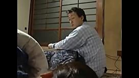 Beautiful japanese mom seduce...
