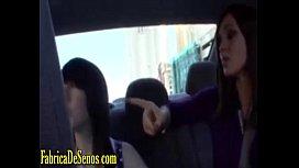 Se conocen en taxi...