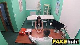 Fake Hospital Petite Italians...