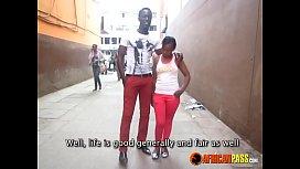 Real African Amateur Black...