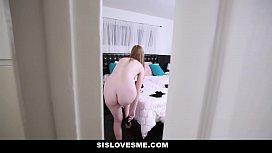 SisLovesMe - Sexy Stepsis Fucked...