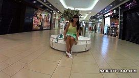 Flashing and Shopping...
