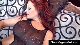 Horny Cougar Shanda Fay...