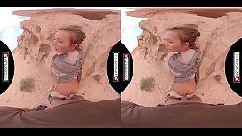 Star Wars XXX Cosplay VR Sex - Explore a new sense of realism!