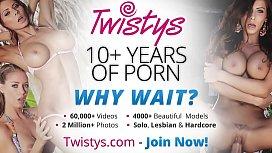 Twistys - Aaliyah Love starring...