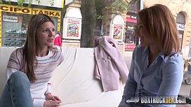 Hot Szilvia Lauren surprised...