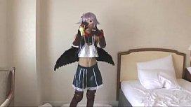 SpankBang japanese cosplay fun...