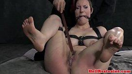 Tied up bondage bdsm...