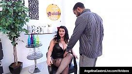 Cuban BBW Angelina Castro...