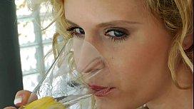 Raylene Richards Drink Striptease...