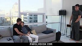 FamilyDick - Horny stepdad and...