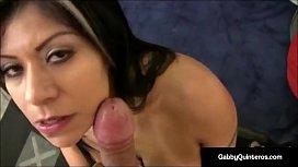Latina Lover Gabby Quinteros...