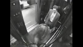 Fuck In Elevator