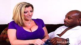 Sara Jay Loves Big Black Cock hporner