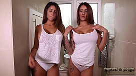 Indian Twins Preeti and...