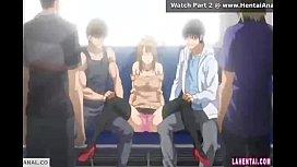 電車で痴漢されてしまったJK。助けを求めようと駅員室へと駆け込むも・・・1