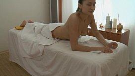 Shy Asiatic Girl Wants A Massage!