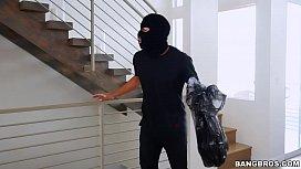 BANGBROS - Thief Goes To...