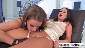 Natasha Nice fucks her...
