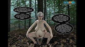 3D Comic: Langsuirs. Episode...
