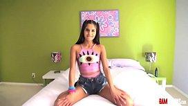 Latin teenie Katya Rodriguez...