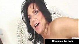Texas Cougar Deauxma Takes...