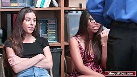 Arielle and Jasmine suck...