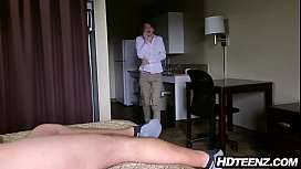 Hotel Maid gets fucked...