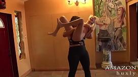 Amazon Woman Destroys Pixie...