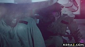 Ghostbuster parody where hot...