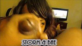 Storm Lattimore and Bae...