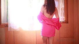 Beautiful vietnam girl is...