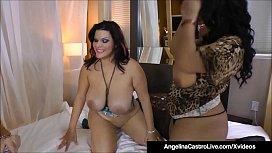 Curvy Babes Angelina Castro...