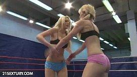 NudeFightClub presents Antonya vs...