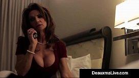 Busty Texas Cougar Deauxma...
