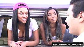 RealityKings - Money Talks - Bethany Benz Derrick Ferrari Raven Wylde Mone - I Scream 4 Ice Cream