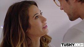 TUSHY Eva Lovias Anal...