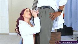 Busty pornstar chicks fucked...