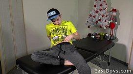 Straight Boy - Handjob Casting...