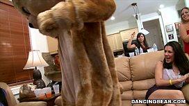 The Muthafucking Dancing Bear...