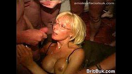 UK Milf Jade Swallows...