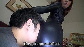 Subtitled Japanese AV star...