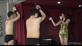Japanese Mistress Risa Ponyboy Training