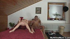 She fucks her horny...