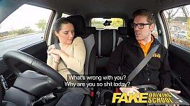 Fake Driving School little...