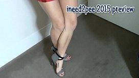 Ineed2pee girls peeing their...